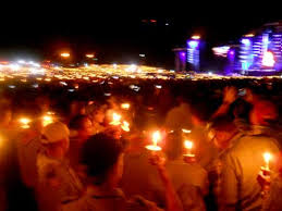 JAMBOREE CANDLE CEREMONY
