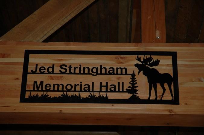 JED STRINGHAM MEMORIAL HALL