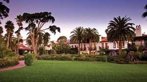 Santa Barbara biltmore Hotel