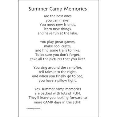 SCOUT CAMP MEMORIES