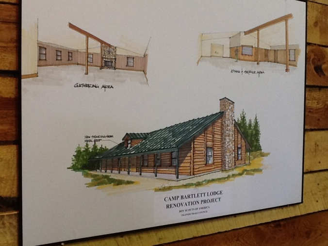 LODGE RENOVATION PLANS