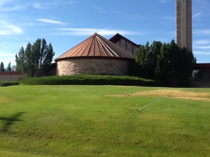 LIBERTY WARD CHAPEL FROM FRONT