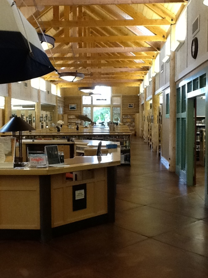 LIBRARY IN PINEDALE