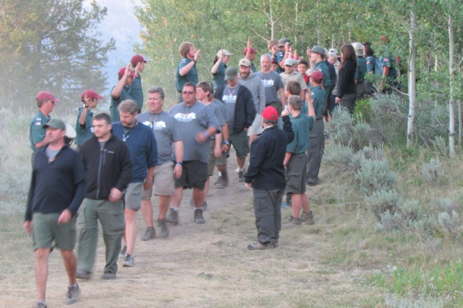 campfire-troops-marching-through-staff-great-photo