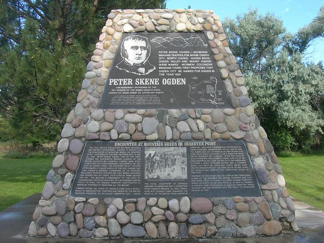 monument-to-peter-skeen-ogden-hwy-84-morgan