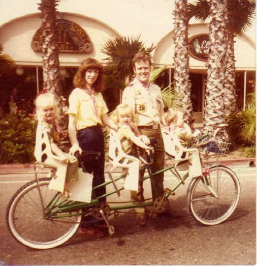 tandem-bike